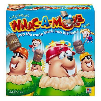 Electronic Whac-a-Mole