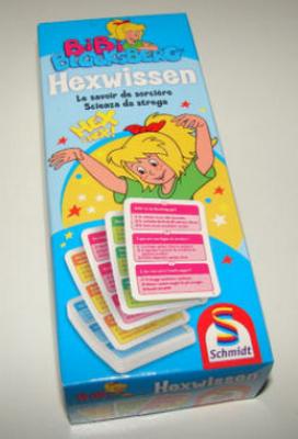 Bibi Blocksberg Hexenprüfung Hexwissen
