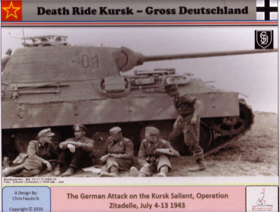 Death Ride Kursk: Gross Deutschland
