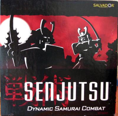 Senjutsu: Dynamic Samurai Combat