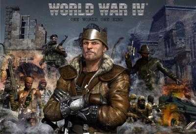 World War IV: One World, One King