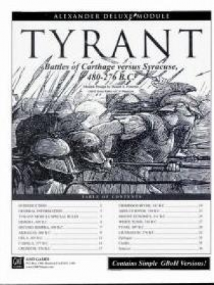 Tyrant: Battles of Carthage versus Syracuse