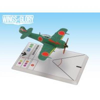 Wings of Glory: WW2 Airplane Pack - Nakajima Ki-84 Hayate (Imoto)
