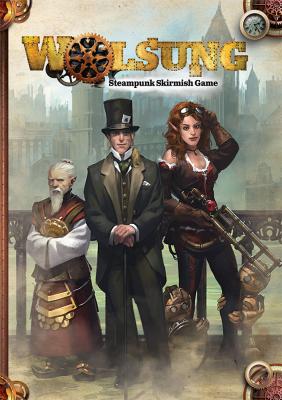 Wolsung Steampunk Skirmish Game