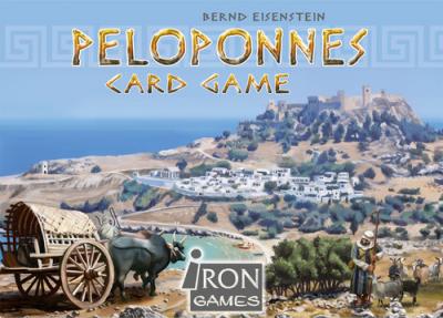 Peloponnes Cardgame