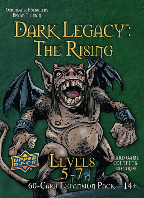 Dark Legacy: The Rising – Levels 5-7