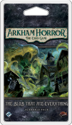 Arkham Horror: The Card Game – The Blob That Ate Everything: Scenario Pack