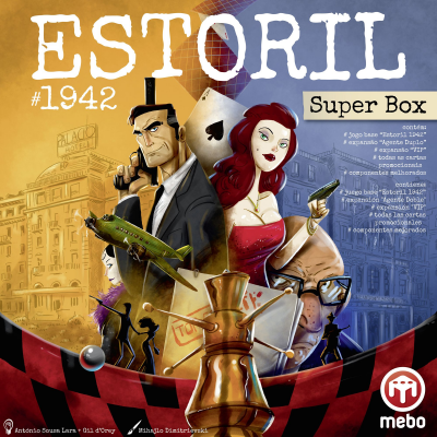Estoril 1942: Super Box