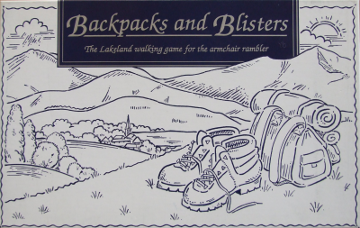 Backpacks and Blisters