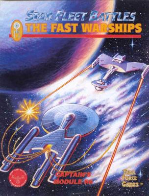 Star Fleet Battles - Module R6: Fast Warships