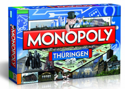 Monopoly: Thüringen