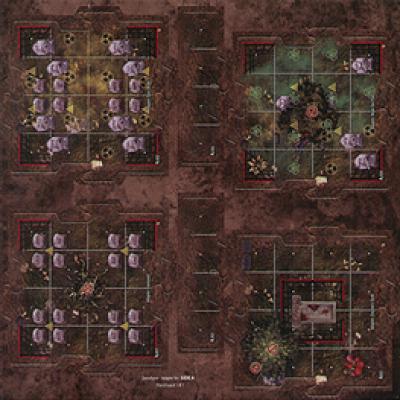 Zpocalypse: Adapter Tile Set