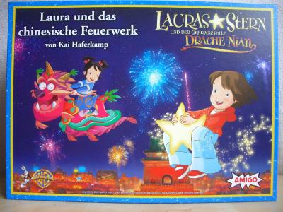 Laura und das chinesische Feuerwerk