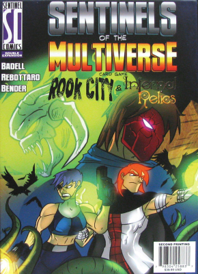 Sentinels of the Multiverse: Rook City & Infernal Relics Expansion
