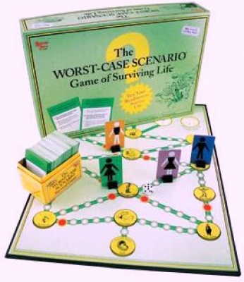 Worst Case Scenario: The Game of Surviving Life