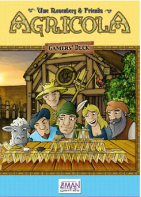 Agricola: Gamers' Deck