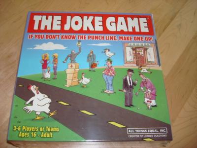 The Joke Game
