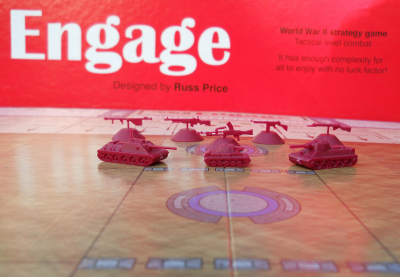 Engage: Russian Units