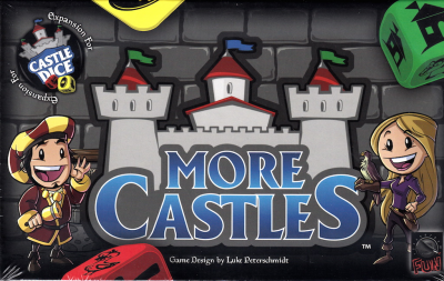 Castle Dice: More Castles!