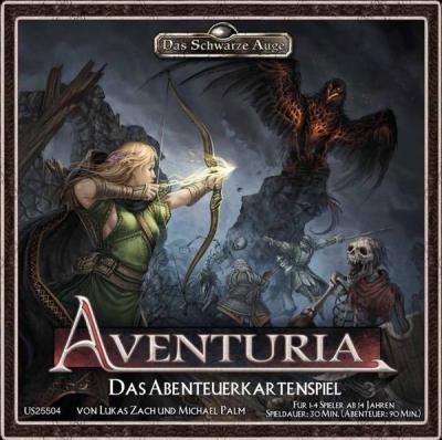 Aventuria Adventure Card Game