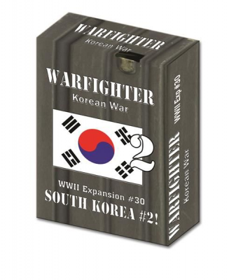 Warfighter: WWII Expansion #30 – South Korea #2