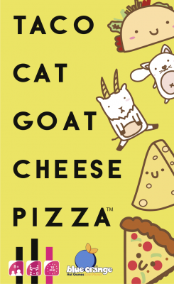 Taco! Cat! Goat! Cheese! Pizza!