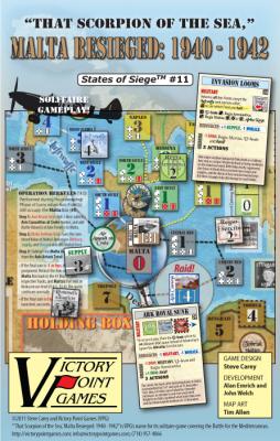 Malta Besieged: 1940-1942