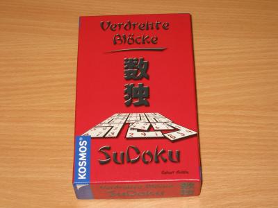 Sudoku - Verdrehte Blöcke