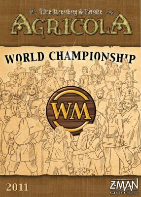 Agricola: Weltmeisterschaftsdeck