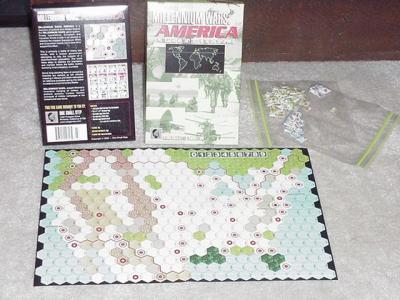 Millennium Wars: America