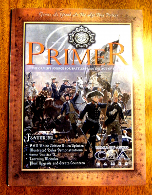 Primer: The Gamer's Source for Battles from the Age of Reason