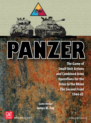 Panzer: Game Expansion Set, Nr3 – Drive to the Rhine – The 2nd Front