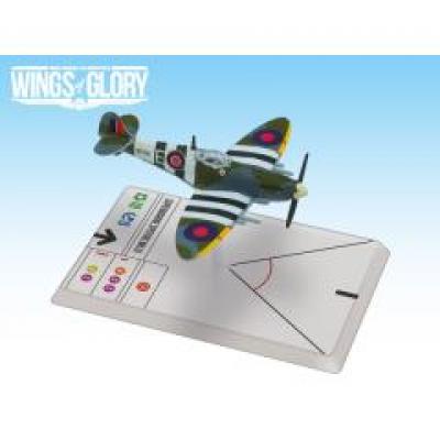 Wings of Glory: WW2 Airplane Pack - Supermarine Spitfire Mk.IX (Johnson)