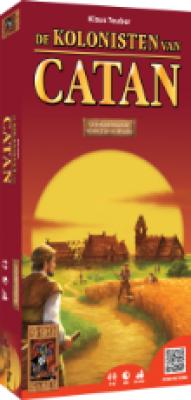 De Kolonisten van Catan: 5 & 6 spelers
