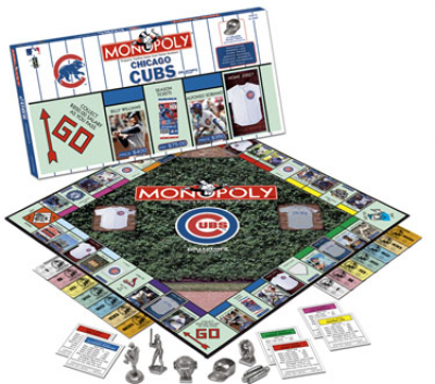 Monopoly: Chicago Cubs