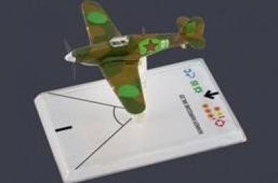 Wings of War: WW2 Airplane Pack - Hawker Hurricane (Kuznetsov)