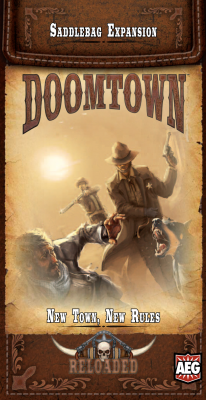 Doomtown: Reloaded – New Town, New Rules