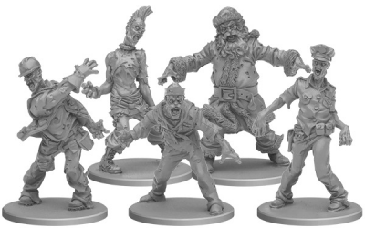 Zombicide Box of Zombies Set #11: VIP #2 – Very Infected People