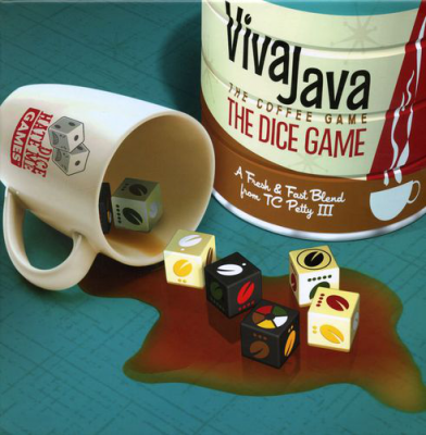 VivaJava: The Coffee Game: The Dice Game