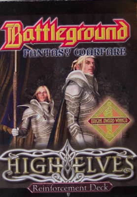 Battleground Fantasy Warfare: High Elves Reinforcements