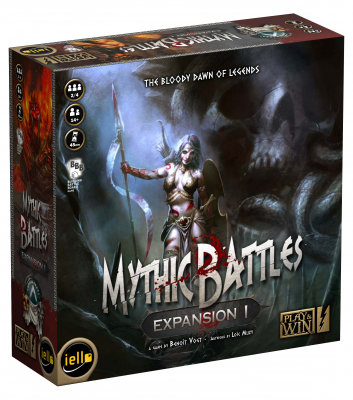 Mythic Battles: Expansion 1