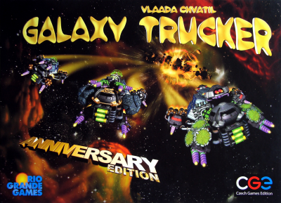 Galaxy Trucker: Jubiläumsausgabe