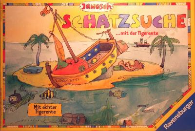 Janosch Schatzsuche