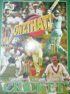 Owzthat! Cricket - The Classic Cricket Game.