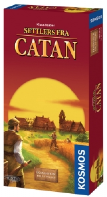 Settlers of Catan: 5-6 spillere udvidelse