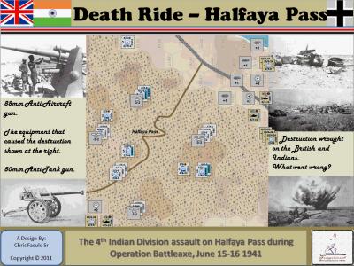 Death Ride: Halfaya Pass
