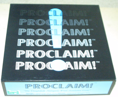 Proclaim!