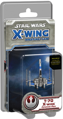 Star Wars: X-Wing Miniatures Game – T-70 X-Wing