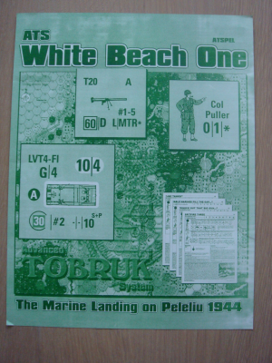 ATS Peleliu - White Beach One