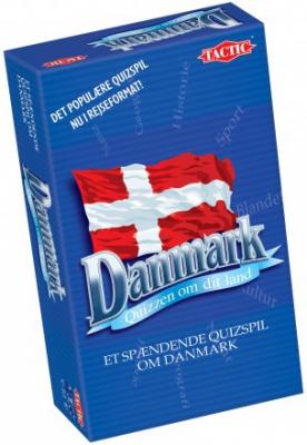 Danmark Quizzen om dit land Rejespil
